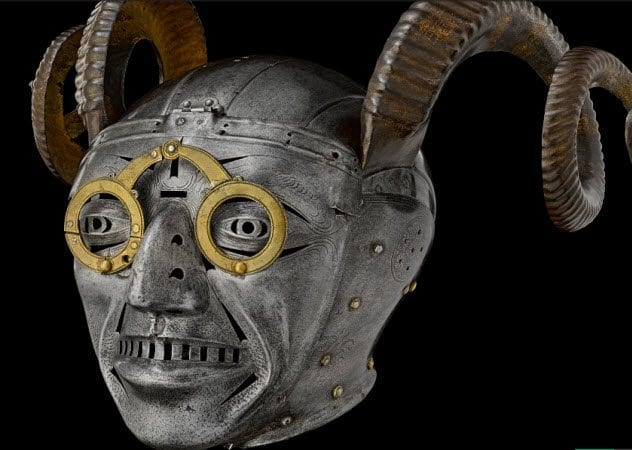 10 Of History S Most Fantastical Pieces Of Armor Listverse