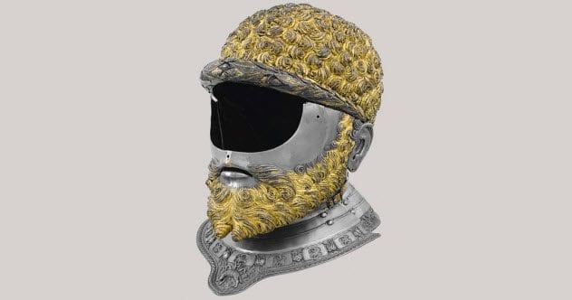 9-charles-v-parade-helmet