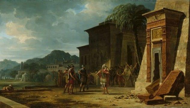 Alexander Cyrus Tomb