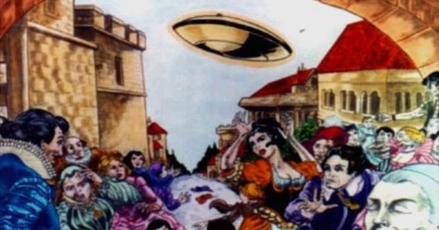 Photo of 10 Fascinating Early UFO Sightings