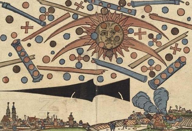 Nuremberg UFOs
