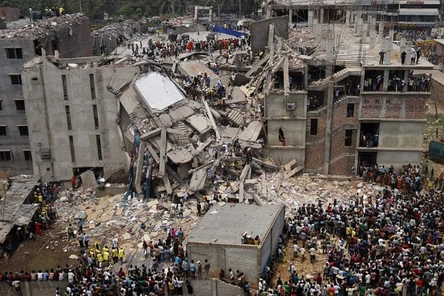 Rana Plaza Factory Collapse