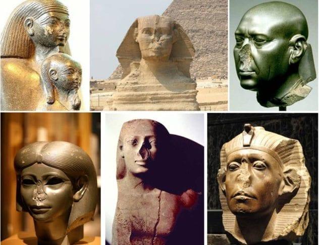 egyptian-status-noses