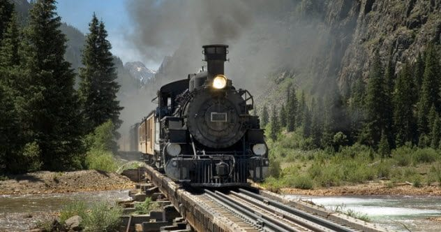 10 Things You Probably Didn't Know About Trains