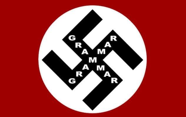 1-grammar-nazi