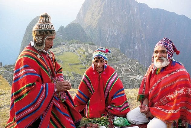 Kallawaya Healers