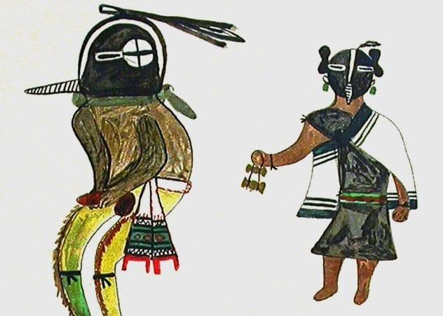 Kokopelli Hopi