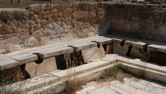 Roman Latrines