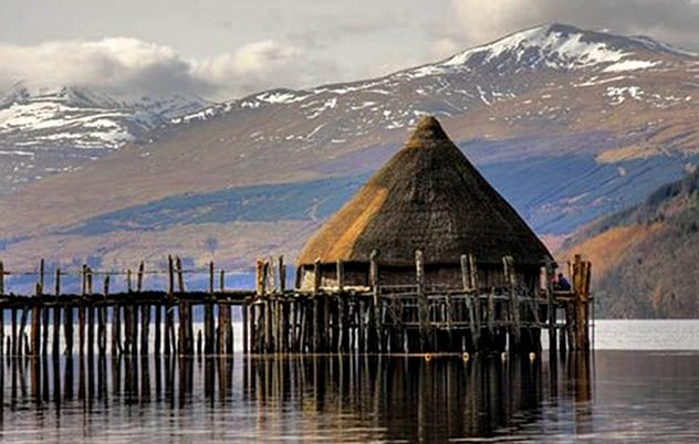 Scottish Crannog 11 web