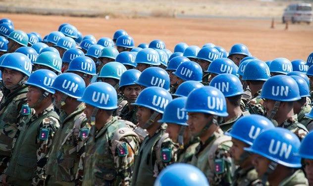 UNpeacekeepers