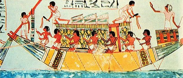 egyptianboat