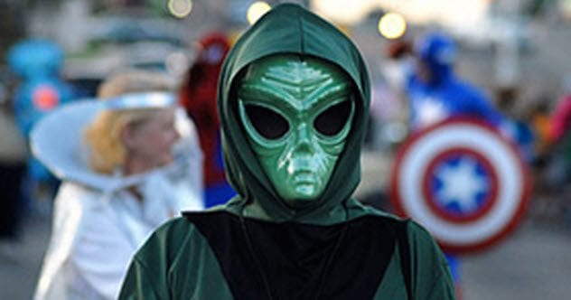 Top 10 Festivals For UFO And Alien Lovers