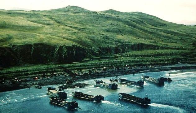 kiska island 1943