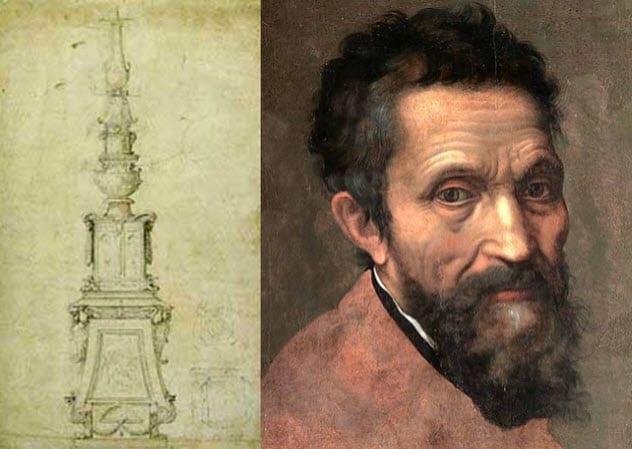 2-candelabrum-sketch-michelangelo