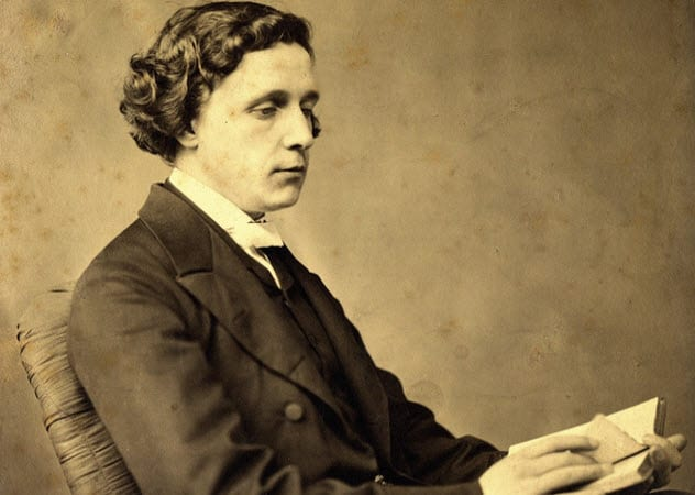 a biography of lewis carroll a writer Lewis carroll's shifting reputation he became renowned as lewis carroll, the author of alice's adventures in the first modern critical biography of him.