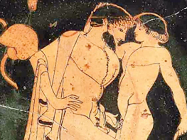 Ancient greece gay sex porn james takes his 3