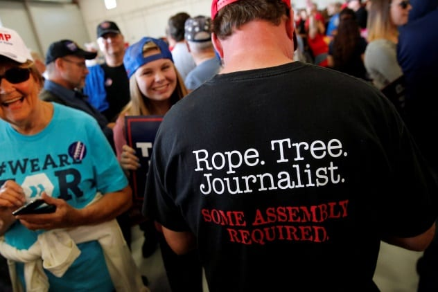 Anti-Journalism T-shirt