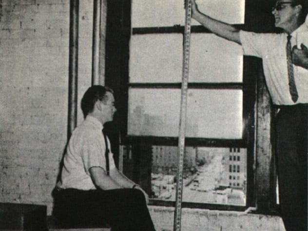 Book Depository Window