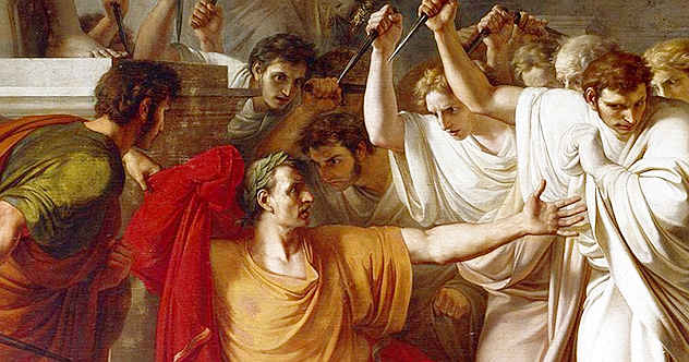 top 10 facts about the men who killed julius caesar listverse
