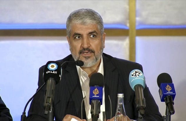 Hamas Accepts Borders
