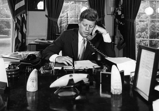 top 10 enduring myths about jfk listverse