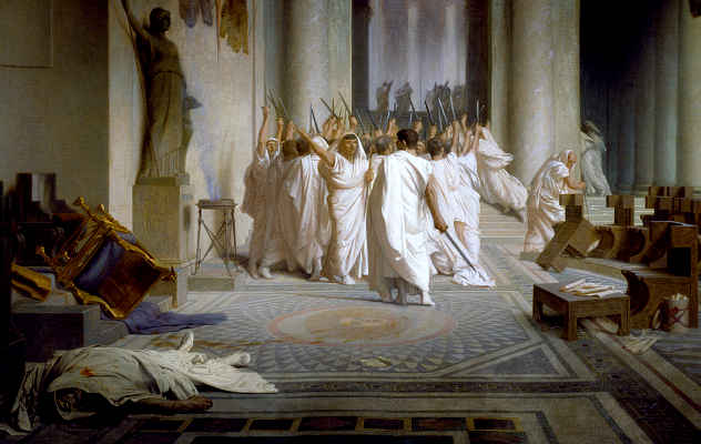 Top 10 Facts About The Men Who Killed Julius Caesar