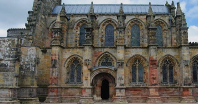 Photo of Top 10 Crazy Conspiracy Claims Of Rosslyn Chapel