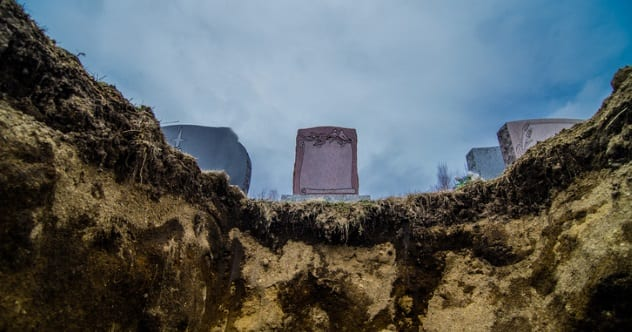 Photo of Top 10 Bizarre Ways People Have Protected Burial Sites