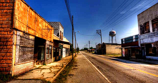 Top 10 Toxic Ghost Towns
