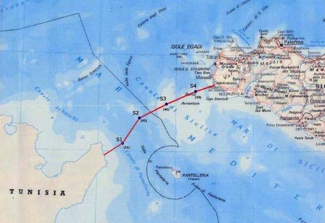 Sicily-Tunisia Tunnel