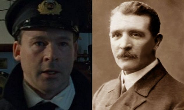 Titanic - William Murdoch
