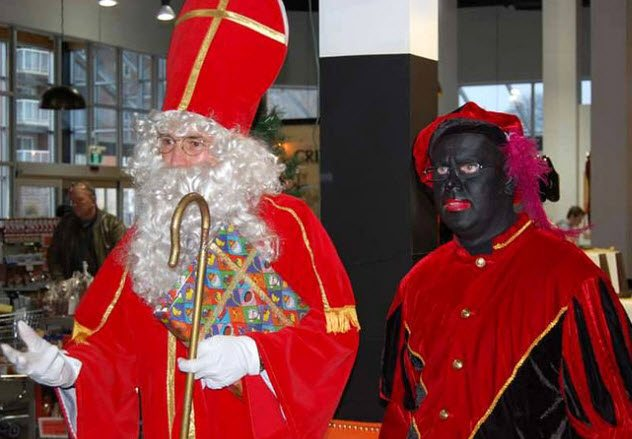 10 Modern Day Traditions Of Blackface Around The World