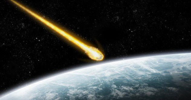 asteroid heading towards earth in 2017 - photo #5