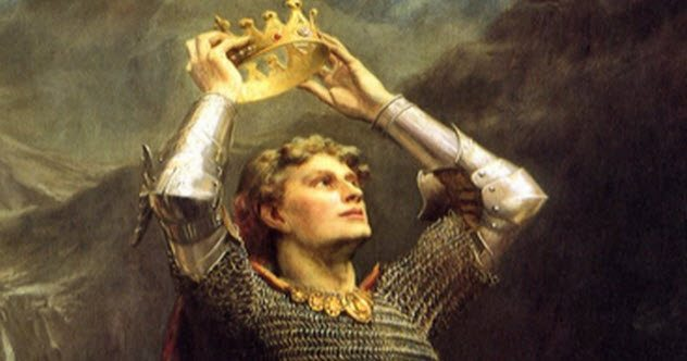 10 Ways The Historical King Arthur Was Nothing Like The