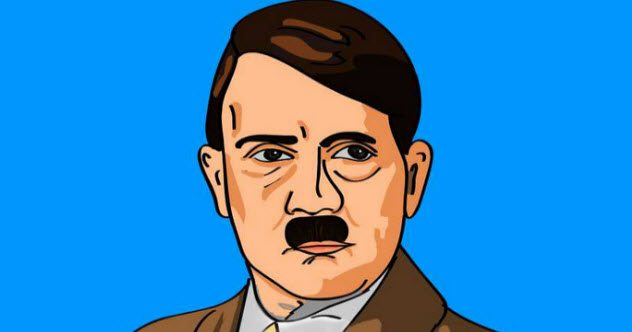 Photo of Top 10 Pro-Nazi Propaganda Cartoons From World War II