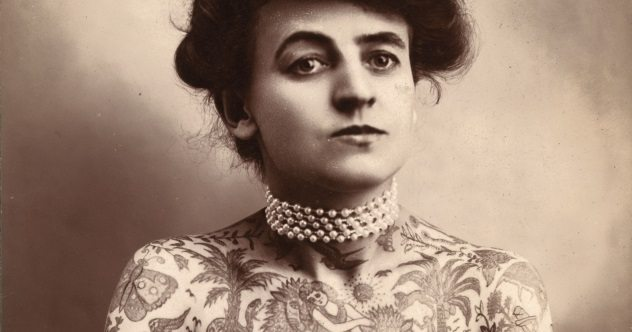 10 Curious Tattoo Facts From A Century Ago