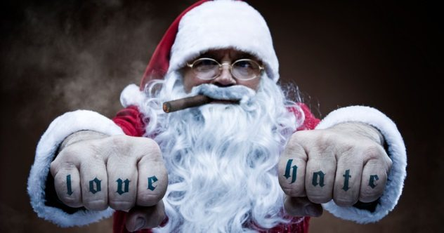 10 Naughty Crimes Committed By Bad Santas