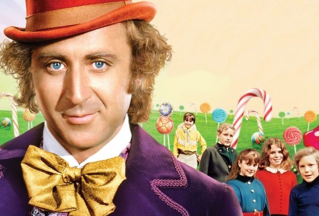 Charlie And The Chocolate Factory Theories T