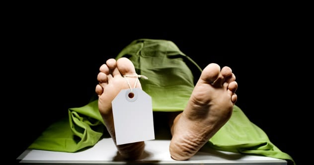 Photo of 10 Creepy Accounts Of Sleeping With The Dead
