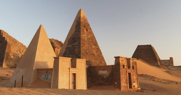 Photo of 10 Lesser-Known Pyramids