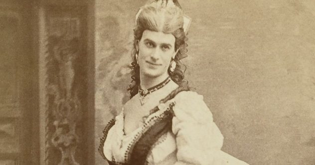 Photo of 10 Amazing American Drag Performers Born Before 1900