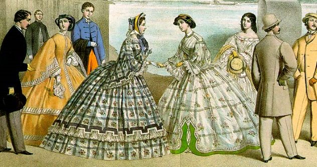 Photo of 10 Depressing Fashion Trends We Hope History Will Never Repeat