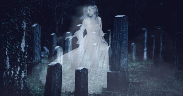 Photo of 10 Scientific Explanations For Everything From Demons To Ghosts