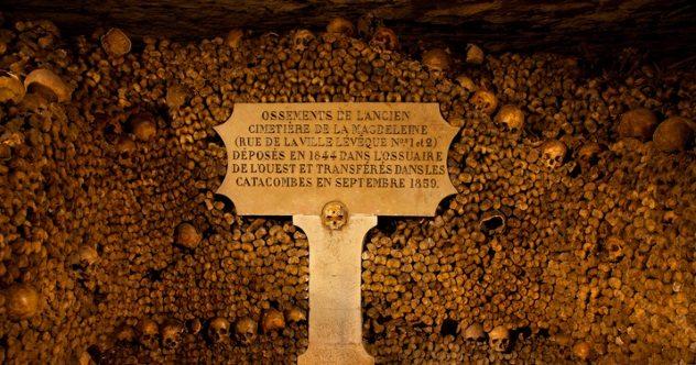 catacombe vf