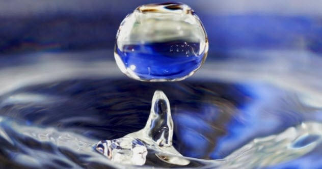 Top 10 Weird Feats And Facts About Water