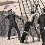 10 Punishments Of The Royal Navy During The Age Of Sail