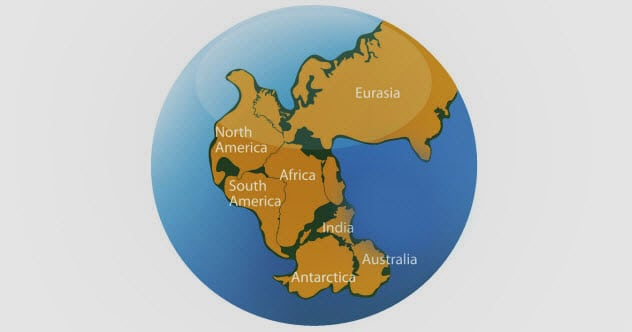 Photo of 10 Things You May Not Have Known About The Land Of Pangaea