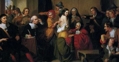 10 Ways European Witch Finders Tested Their Victims