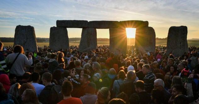 Photo of 10 Weird And Wonderful British Festivals
