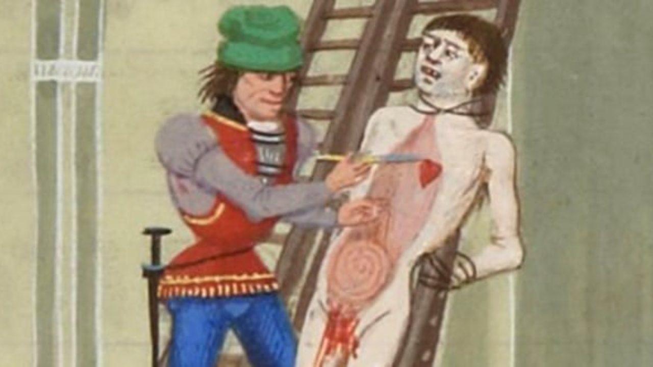 Ancient Chine Torture Porn 10 ancient methods of capital punishment - listverse